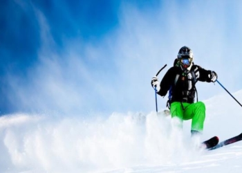 Montagne, neige, ski, France