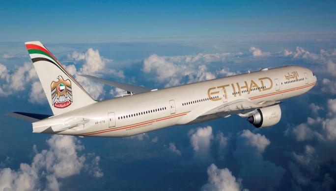 Etihad Airways 777-300ER