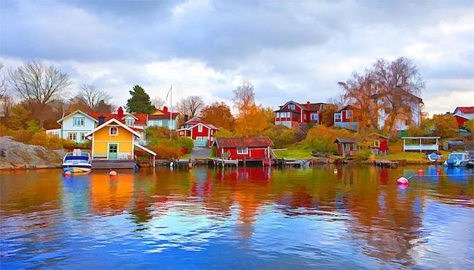 Suède tourisme