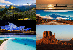 Quelles sont les destinations rêvées des étudiants français ?