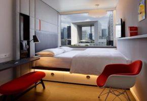 Hôtels CITIZEN M L'originalité et l'innovation comme ADN