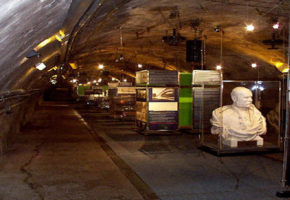 Musée des égouts : Exposition légendes souterraines