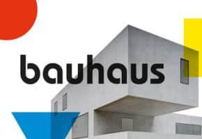 2019 célèbre le centenaire du Bauhaus