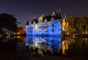 Les Nuits Fantastiques au château d'Azay-le-Rideau