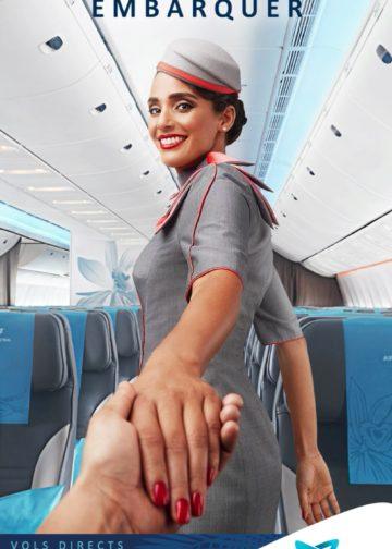 Réunion, VOL, compagnie aérienne,