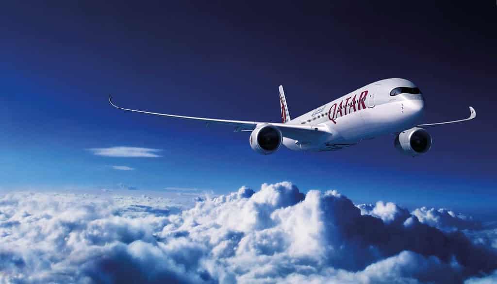 Vol, Qatar Airways, travel