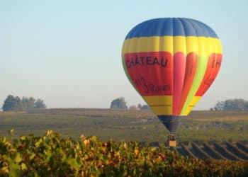Bordeaux, montgolfière, voyage, infotravel.fr