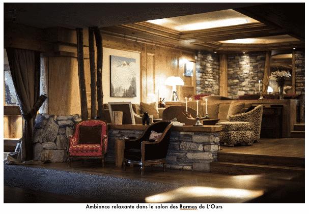 luxe, hotel, France Val d'Isère , coupe de l Info
