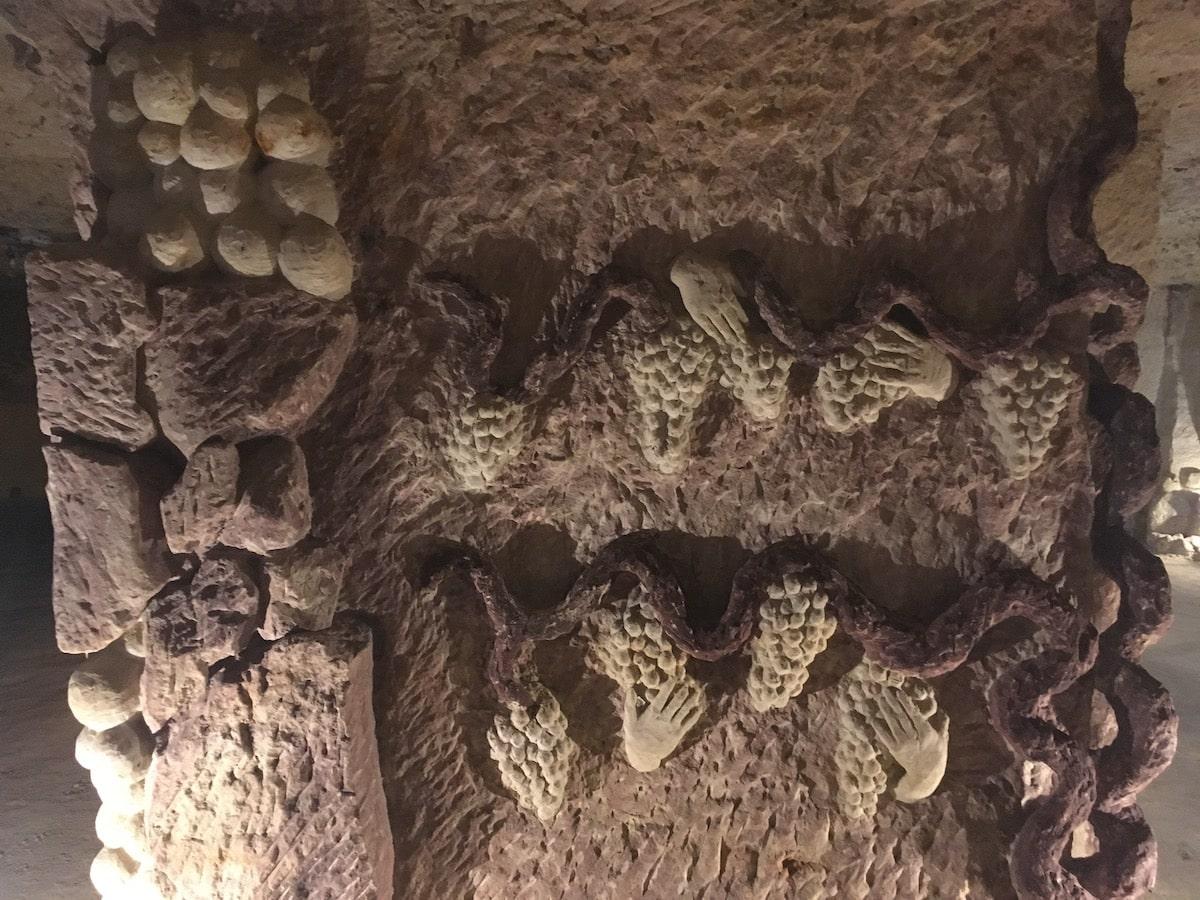 Caves Rupestres du Domaine Bourillon-Dorleans