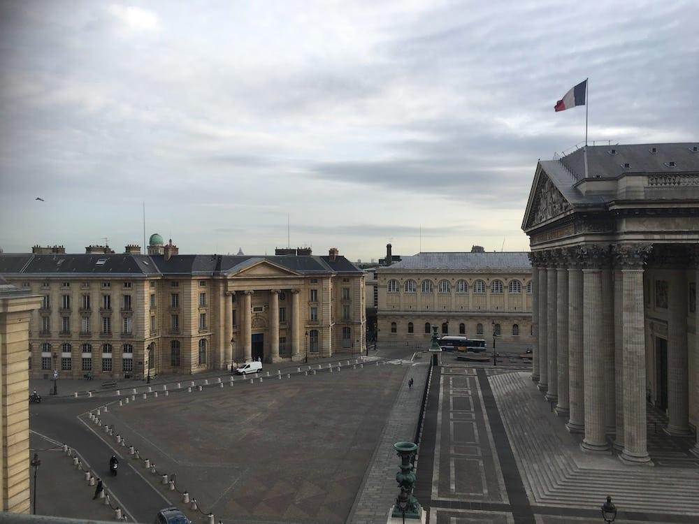 Paris: L' Hôtel des Dames du Panthéon