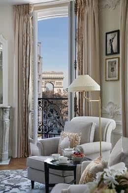 Hôtel Fouquet's Paris, Luxe, France, Infotravel.fr