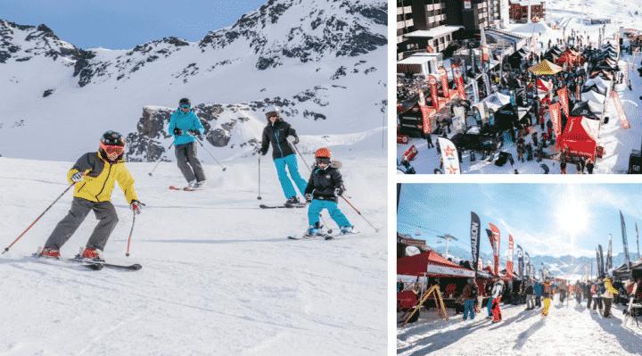 Val Thorens, montagne, ski, hiver, Infotravel.fr