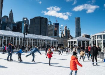 NEW YORK, HIVER, INFOTRAVEL;FR