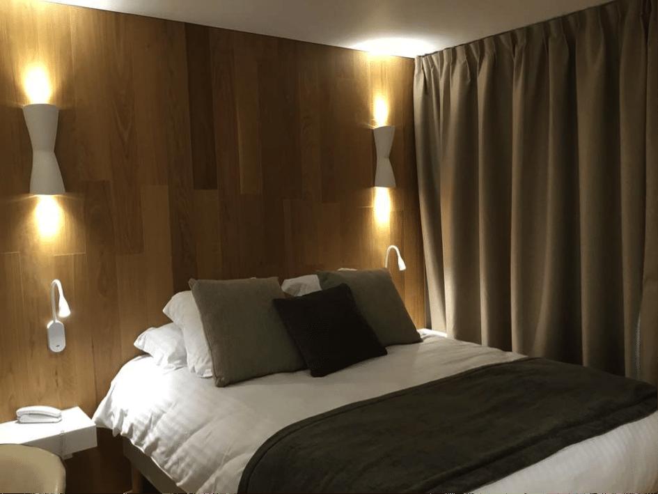 France, hôtel,