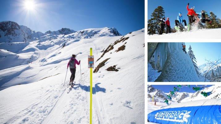 Arêches-Beaufort (Savoie) Les activités outdoor à tester cet hiver !