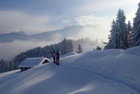 Arêches-Beaufort (Savoie) Les activités outdoor