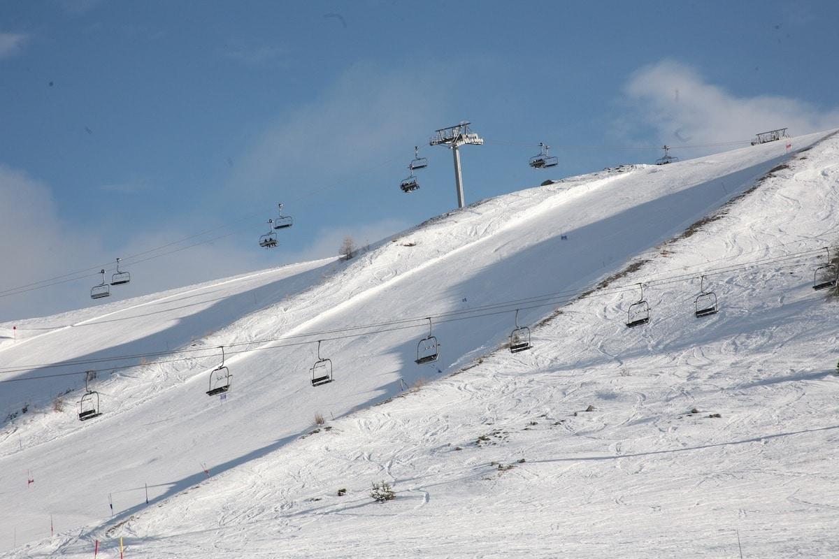 VALLOIRE : Station la plus au sud de la Savoie