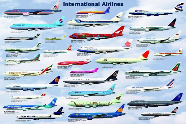 Compagnies aerienne, vols, infotravel.fr