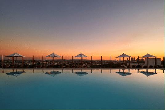 West Hollywood : l'Edition hôtel