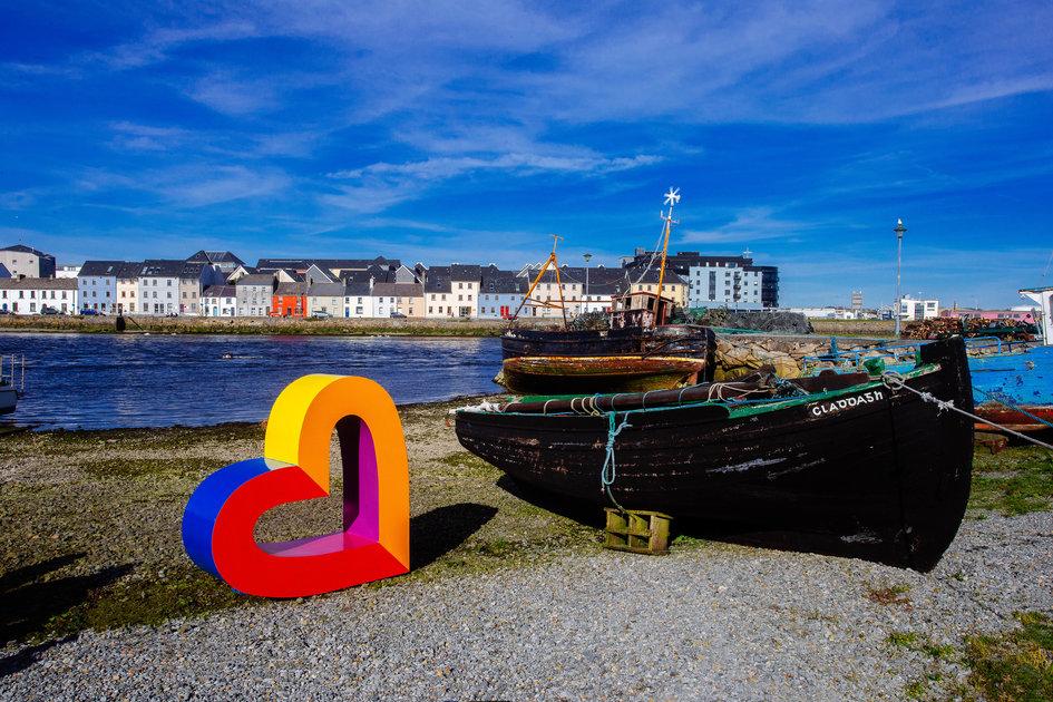 Galway, capitale européenne de la culture 2020