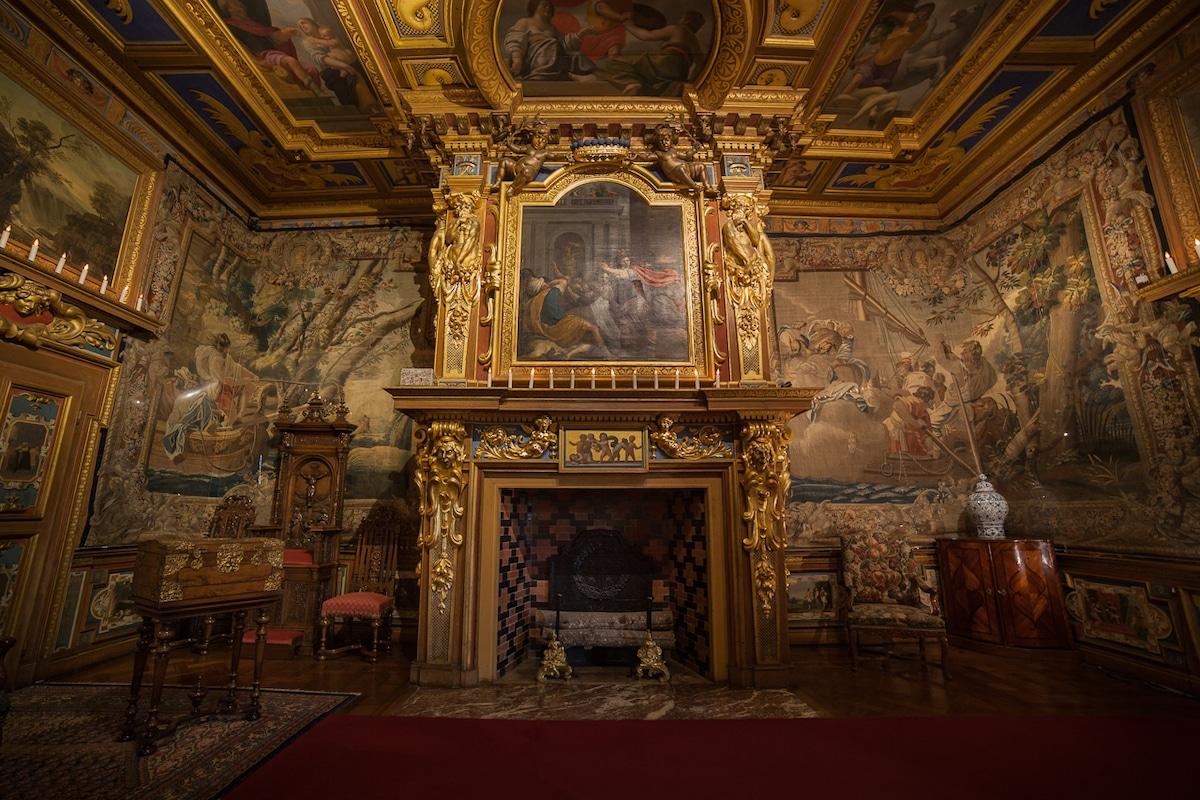 Château de Cheverny , France Loire, TINTIN, SUITE
