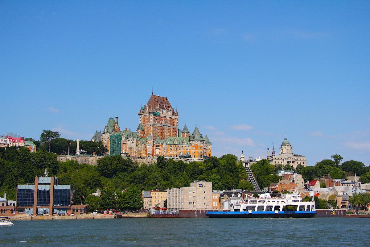 Ville de Quebec @robert kassous