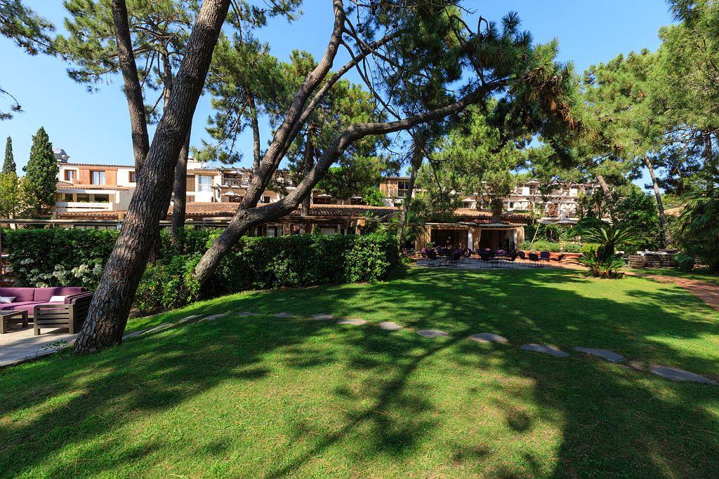 Grand Hôtel de Cala Rossa : Liberté et cadre enchanteur.