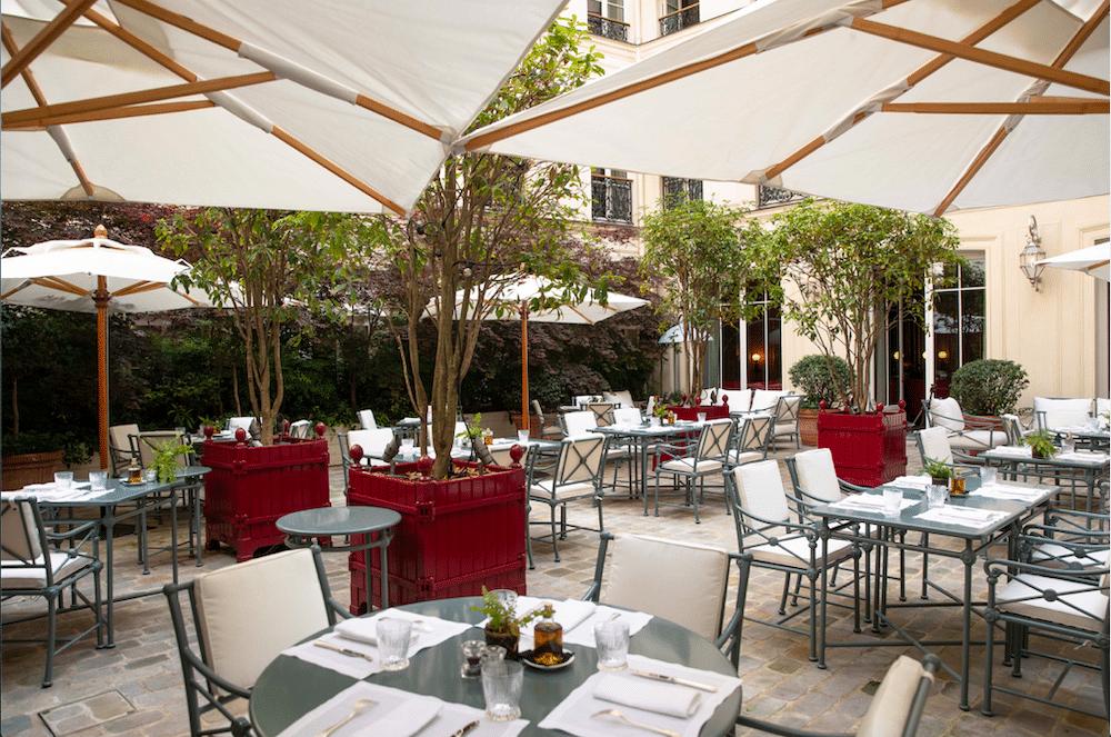 La Réserve Paris Hotel and Spa annonce sa réouverture