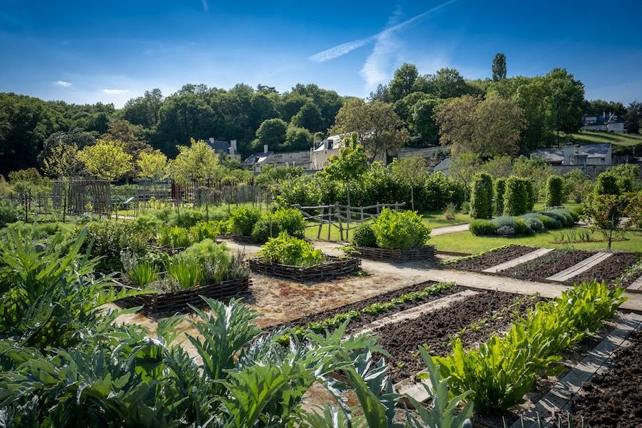jardin Puygirault Anjou