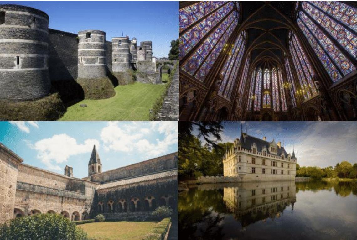 monuments nationaux, france, culture