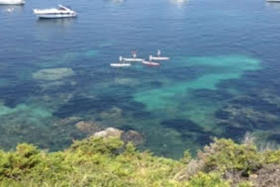 A la découverte de l'île de Bendor