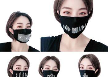 Masque diamant