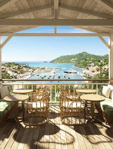 Barrieres st Barth