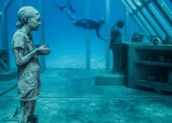 MOUA, le nouveau musée d'art sous-marin en Australie