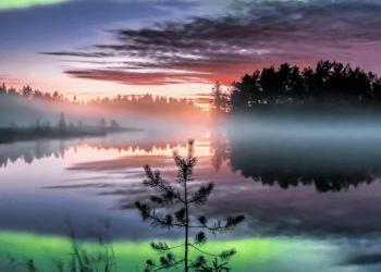 Le retour des aurores boréales