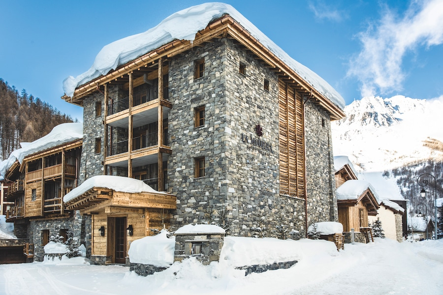Mourra, Val d'isère, France, Ski