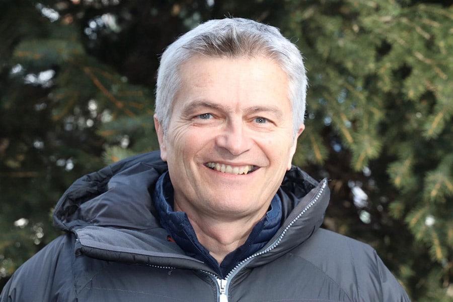 Patrick Martin Val d'isèren France, montagne, ski