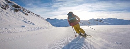 ski, montagne, france
