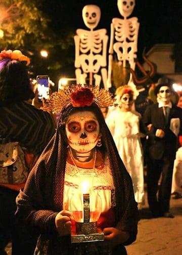 Oaxaca Mexique : La fête des morts reste immortelle !