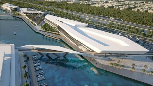 L'Aquarium National d'Al Qana