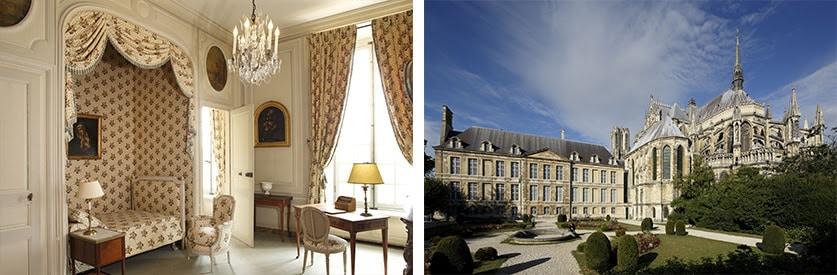Château d'Azay-le-Rideau © Léonard de Serres - CMN / Château de Bouges © Jean-Pierre Delagarde - CMN