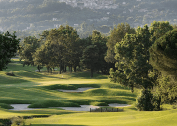 terre blanche, golf, France, luxe