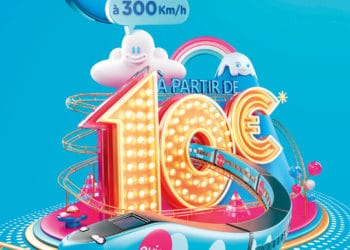 Bons plans d'hiver de OuiGO: Billets à partir de 10€.