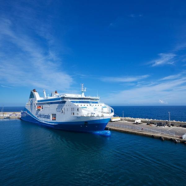 Nouvelle route maritime entre Marseille et Tanger