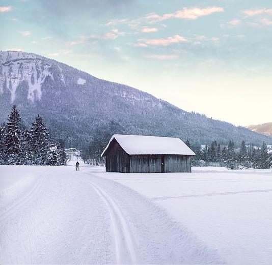 Le ski façon montagne du Jura