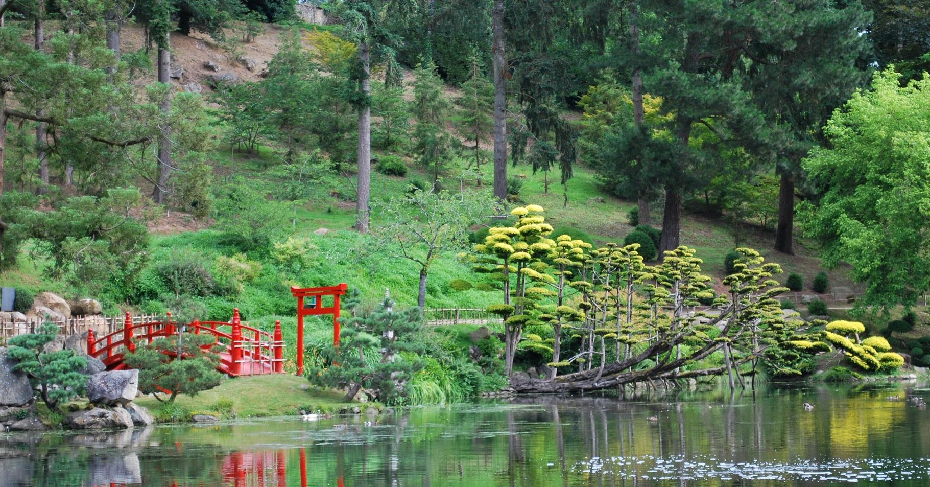 Le Parc Oriental de Maulévrier,