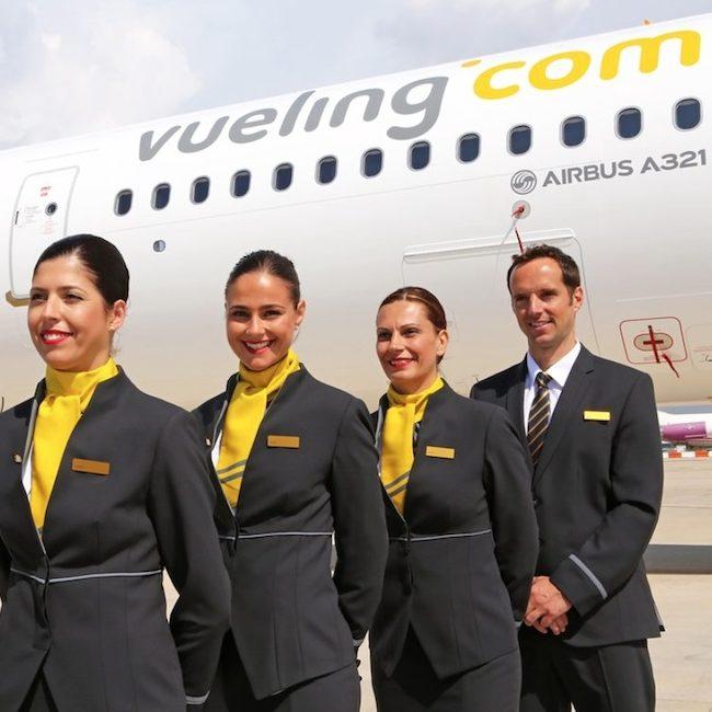 Vueling ajoute des destinations au départ de la France