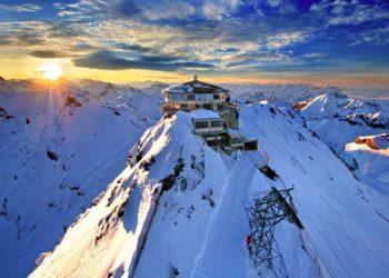 montagne suisse schilthorn