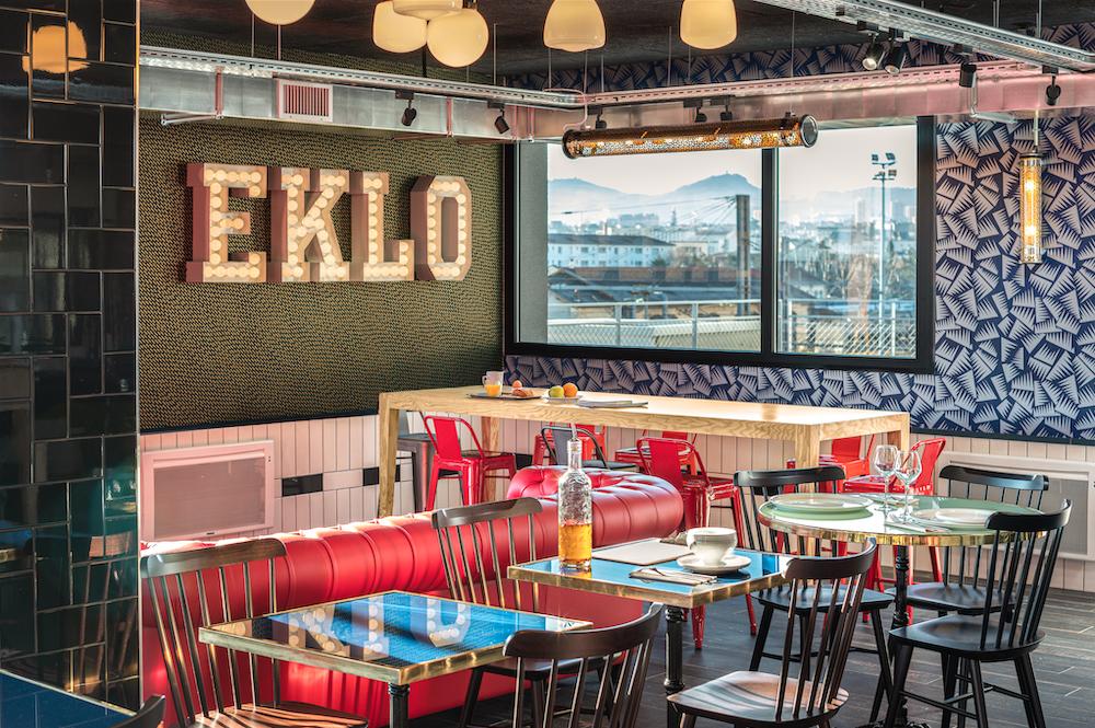 Hôtel Eklo Bordeaux : Economique et écologique
