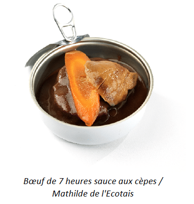 La cuisine de l'espace revisitée par Thierry Marx
